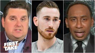NBA free agency news to watch: Gordon Hayward to the Pacers? JJ Redick to the Warriors? | First Take
