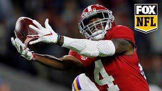 Jerry Jeudy NFL Draft highlight tape: Alabama star wide receiver is ready for the NFL   FOX NFL