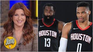 What Rockets hiring Stephen Silas means for Russell Westbrook & James Harden | The Jump