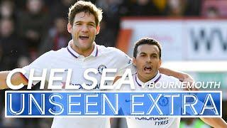Marcos Alonso's Late Goal Rescues Chelsea! | Bournemouth 2-2 Chelsea | Unseen Extra