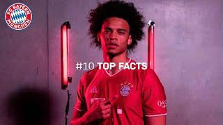 10 Facts about Leroy Sané