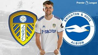 Up next: Leeds United v Brighton and Hove Albion | Elland Road | Premier League