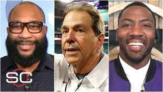 What it's like to play for Nick Saban, according to Marcus Spears and Ryan Clark | SportsCenter
