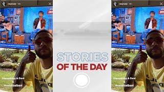 ZAPPING - STORIES OF THE DAY avec Neymar Jr, Leandro Paredes & Ander Herrera