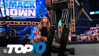 Top 10 Friday Night SmackDown moments: WWE Top 10, Oct. 23, 2020