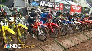 Supercross Round #13 at Salt Lake City | 450SX EXTENDED HIGHLIGHTS | 06/07/20 | Motorsports on NBC
