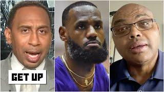 Charles Barkley and Stephen A. on LeBron's chances of winning his 4th NBA championship | First Take