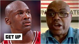 Charles Barkley reacts to MJ's comments on 'The Last Dance' about their MVP race | Get Up