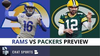 Rams vs. Packers NFL Playoffs Preview, Prediction, Analysis, Date & Time | NFC Divisional Round