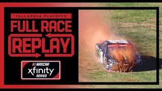 Ag-Pro 300 from Talladega Superspeedway | NASCAR Xfinity Series Full Race Replay