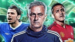 Jose Mourinho's WORST Transfers EVER XI!