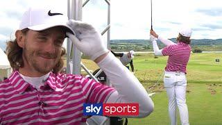 Tommy Fleetwood on KEY changes to his iron play! ️‍️ | Golf Tutorials
