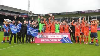 Simon Pitts Classic Clash commentary: Luton Town v Forest Green Rovers