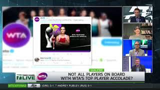 Tennis Channel Live: Social Net, Tennis Australia Updates, Ash Barty's Year End No. 1