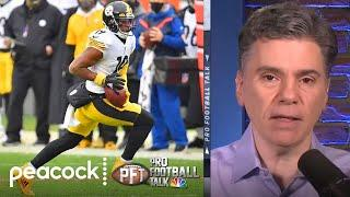 JuJu's return to Pittsburgh Steelers a risk for both sides | Pro Football Talk | NBC Sports