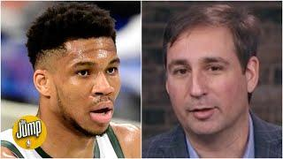 Discussing how the Bucks can avoid elimination in Game 3 vs. the Nets | The Jump
