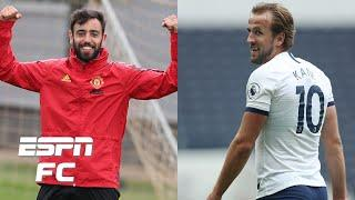 Manchester United or Tottenham: Who has the better shot at a Champions League berth? | ESPN FC