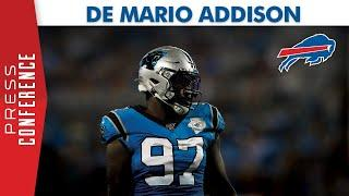 Bills New DE Mario Addison Says Buffalo Is a Great Fit