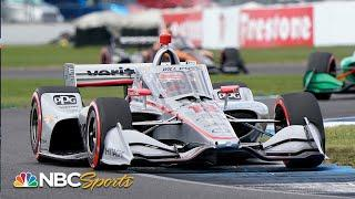 IndyCar: Harvest GP Race 2 at IMS Road Course | EXTENDED HIGHLIGHTS | 10/2/20 | Motorsports on NBC