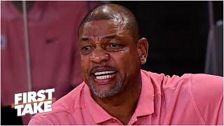 How much blame should Doc Rivers get for the Clippers losing to the Nuggets? | First Take