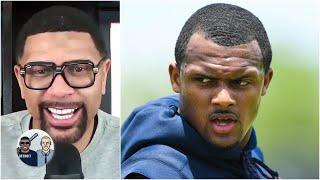 Did Deshaun Watson send a message to Texans with his 'favorite teammates' answer? | Jalen & Jacoby