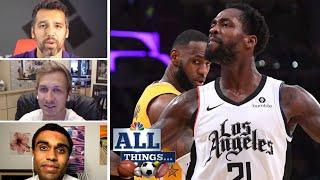 Creative ways for NBA to handle in-game trash talk on TV   All Things   NBC Sports