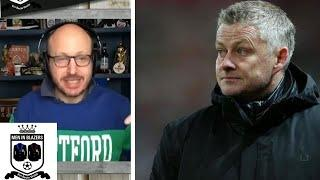 Men in Blazers: Ole Gunnar Solskjaer discusses Manchester United's season so far | NBC Sports