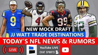 NFL Daily LIVE With Mitchell Renz and Tom Downey - Feb. 1st, 2021