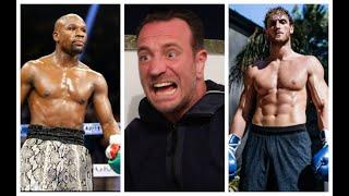 'NOW YOU TAKING THE F****** P***' - UNBELIEVABLE RANT ON MAYWEATHER v LOGAN PAUL BY KALLE SAUERLAND