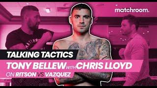 Tony Bellew & Chris Lloyd breakdown Lewis Ritson vs Miguel Vazquez