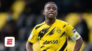 Why Borussia Dortmund's Youssoufa Moukoko is one of the most-hyped players ever | ESPN FC