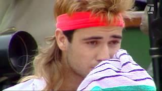 Tennis Channel Live: 1999 French Open Rewind: Agassi Completes Career Grand Slam