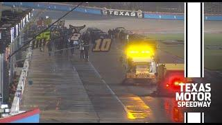 Texas playoff race to resume Monday NASCAR Cup Series Playoffs