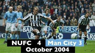 BACK IN TYNE | Newcastle United 4 Manchester City 3