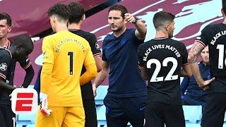 Frank Lampard knows he's under pressure to get Chelsea back to the top - Craig Burley | ESPN FC