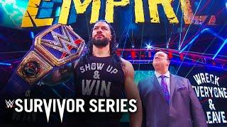 The Best of the Best get ready for Survivor Series: Survivor Series 2020 (WWE Network Exclusive)