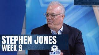 Stephen Jones: Playing To The End | Dallas Cowboys 2020
