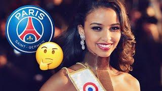 Which PSG star tried to flirt with Miss France 2014 on Instagram?   Oh My Goal