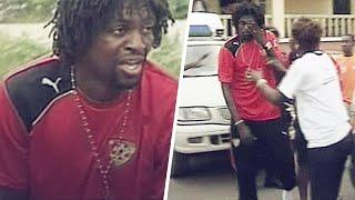 The day Emmanuel Adebayor survived a gunfight | Oh My Goal