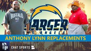 Top 10 Candidates To Replace Anthony Lynn As The Next Los Angeles Chargers Head Coach In 2021