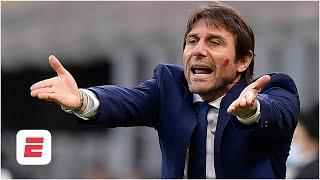 'NO EXCUSES!' Is Antonio Conte missing the fire & fury or is it his Inter Milan players? | ESPN FC