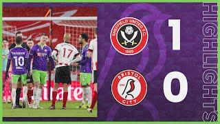 VAR penalty hands City Emirates FA Cup defeat | Sheffield United 1-0 Bristol City
