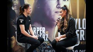 """I DON'T LIVE FOR THE PRAISE OF MAN!"" Katie Taylor on media backlash ""complacency is dangerous"""