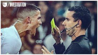 Do players INSULT referees on the pitch? | OMG Investigation