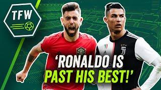 Cristiano Ronaldo is no longer the best (or even 2nd best)!  TFW