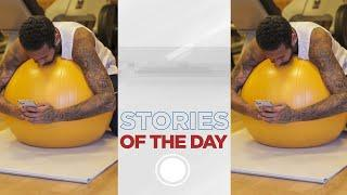 ZAPPING - STORIES OF THE DAY with Neymar Jr, Pablo Sarabia & Presnel Kimpembe