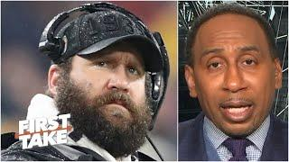 Stephen A. wants the Steelers to draft Big Ben's heir apparent | First Take