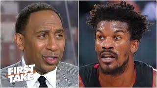 Stephen A. on Celtics vs. Heat Game 4: Jimmy Butler, we need more! | First Take