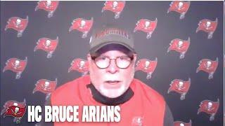 Bruce Arians on Defensive Performance Against the Saints | Press Conference