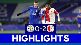 Foxes' UEFA Europa League Campaign Comes To An End | Leicester City 0 Slavia Prague 2